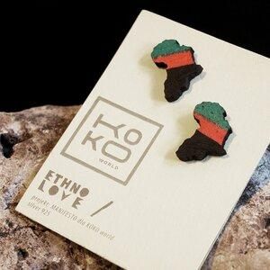 Ohrringe Ethno Love Africa - KOKOworld