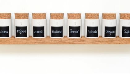 Küchenmöbel, Küchen Utensilien